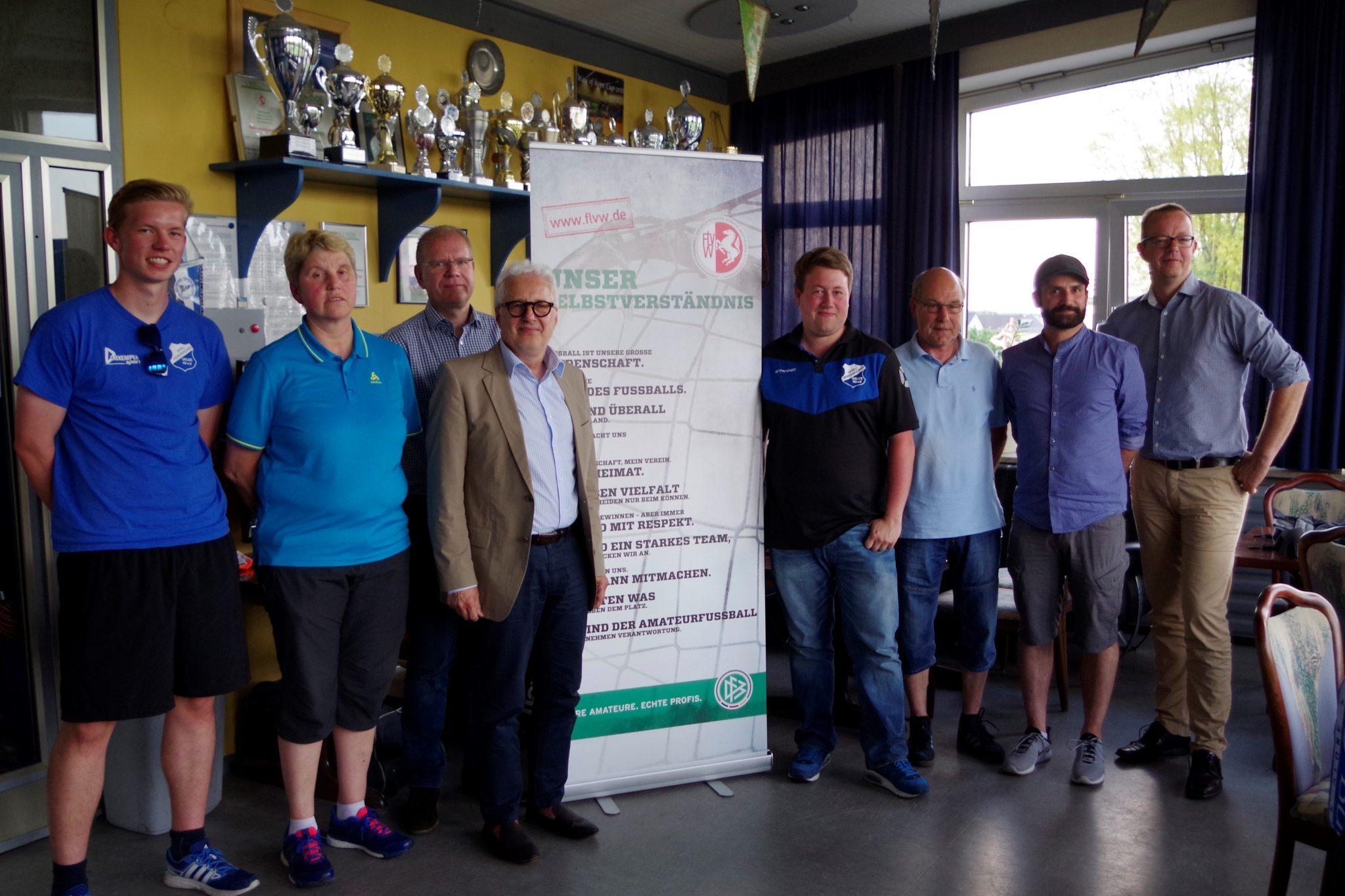Spielvereinigung lädt Verband zum Vereinsdialog