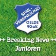 Schnuppertraining für die Minikicker-Jahrgänge 2013 und jünger: Wir bieten am 07.09 und am 14.09 wieder zwei Schnuppertrainings für Kinder ab dem Jahrgang 2013 an. Trainingsbeginn wird um 17.00 Uhr im […]