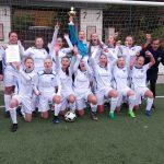 B-Juniorinnen Kreispokalsieger 2017