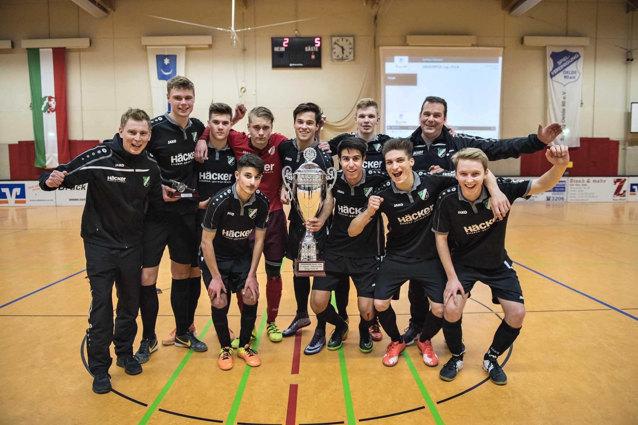 45. Sport Diekemper Cup ein voller Erfolg
